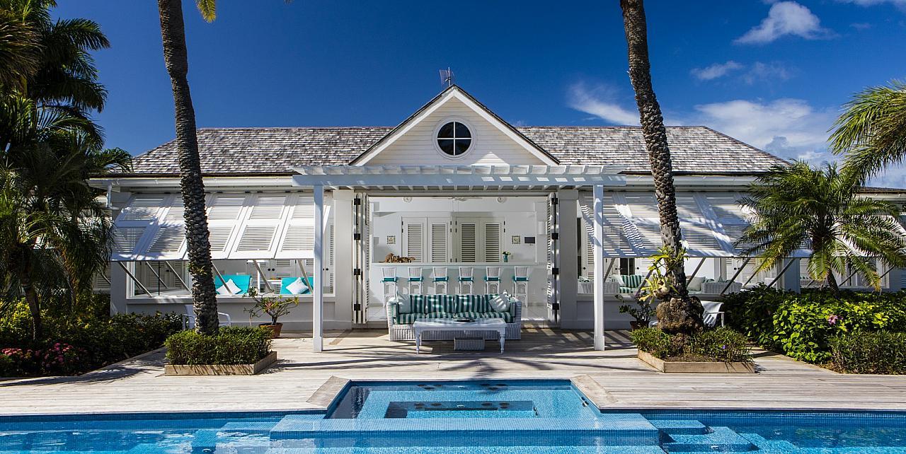 Antigua, Bananaquit Estate Home, Jumby Bay
