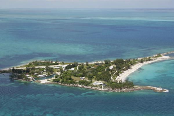 Little Whale Cay