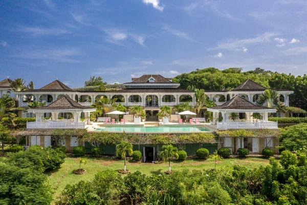 Dhyani House - Parrot Cay