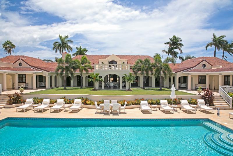 Le Chateau des Palmiers