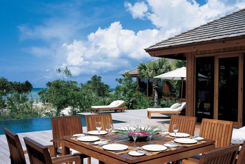 Lucky House at COMO Parrot Cay