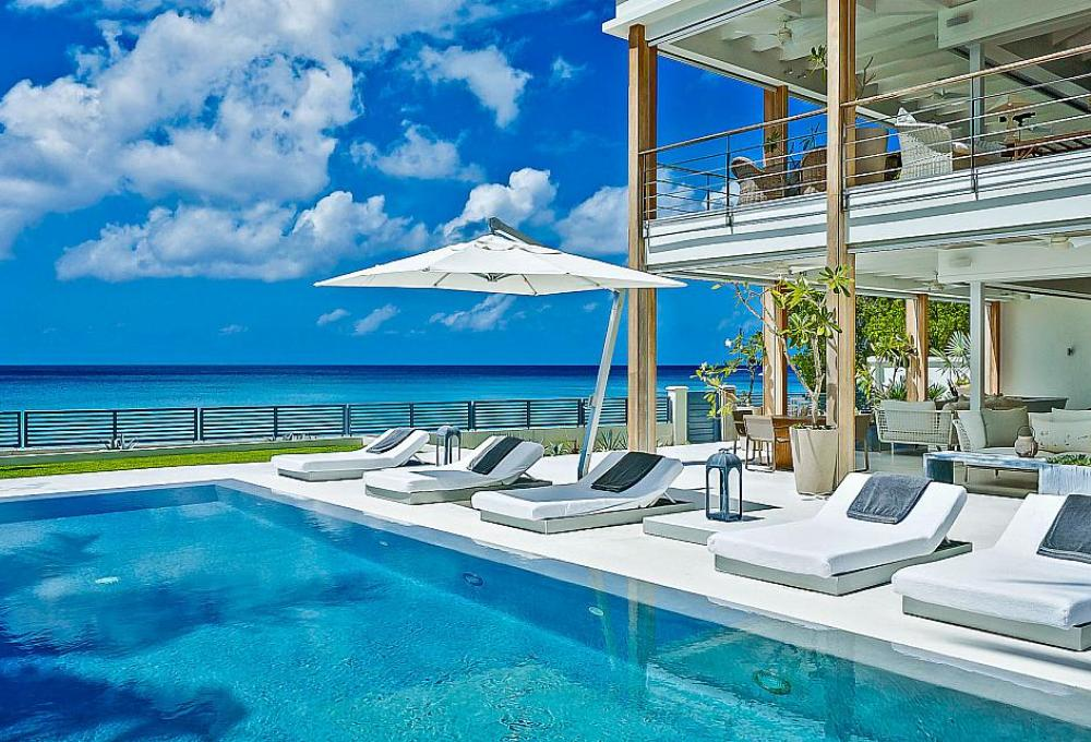 Beachfront Villas